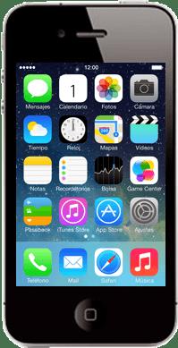 Apple iPhone 4 S iOS 7