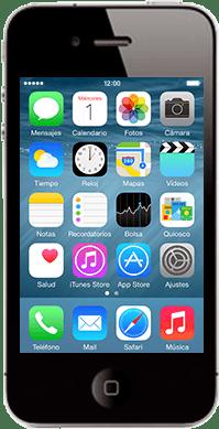 Apple iPhone 4 S iOS 8