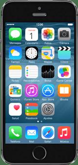 Apple iPhone 5 S iOS 8