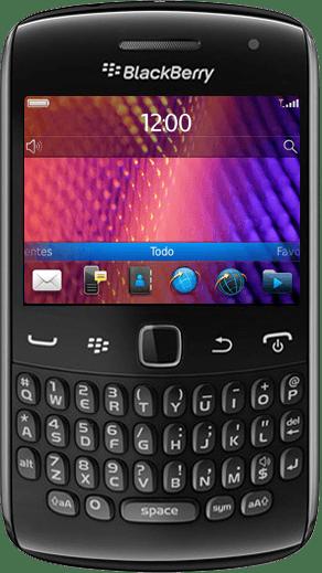 BlackBerry 9360 Curve