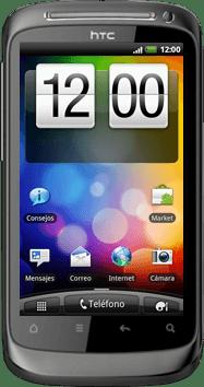 HTC S510e Desire S