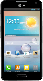 LG D500 Optimus F6