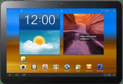Samsung P7500 Galaxy Tab 10-1