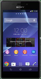 Sony D2303 Xperia M2